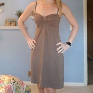 Tommy Bahama Tan Dress Size Small